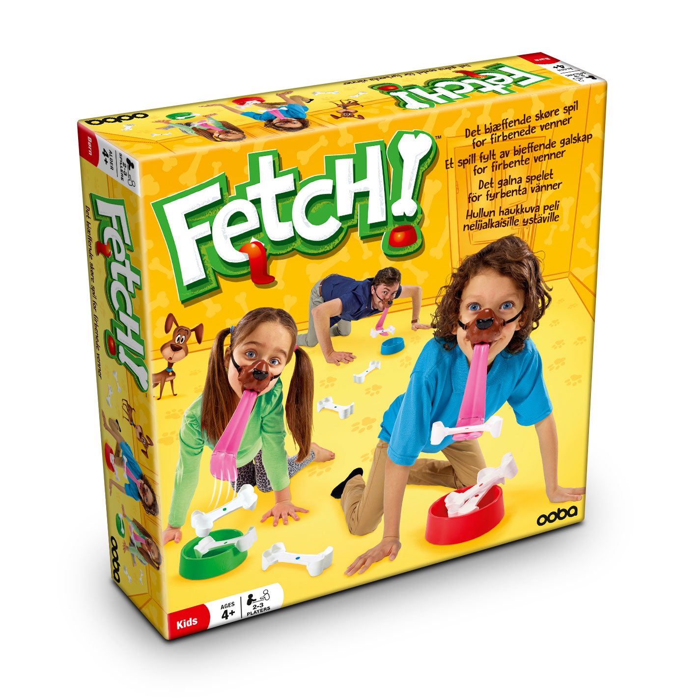 Image of   Fetch!