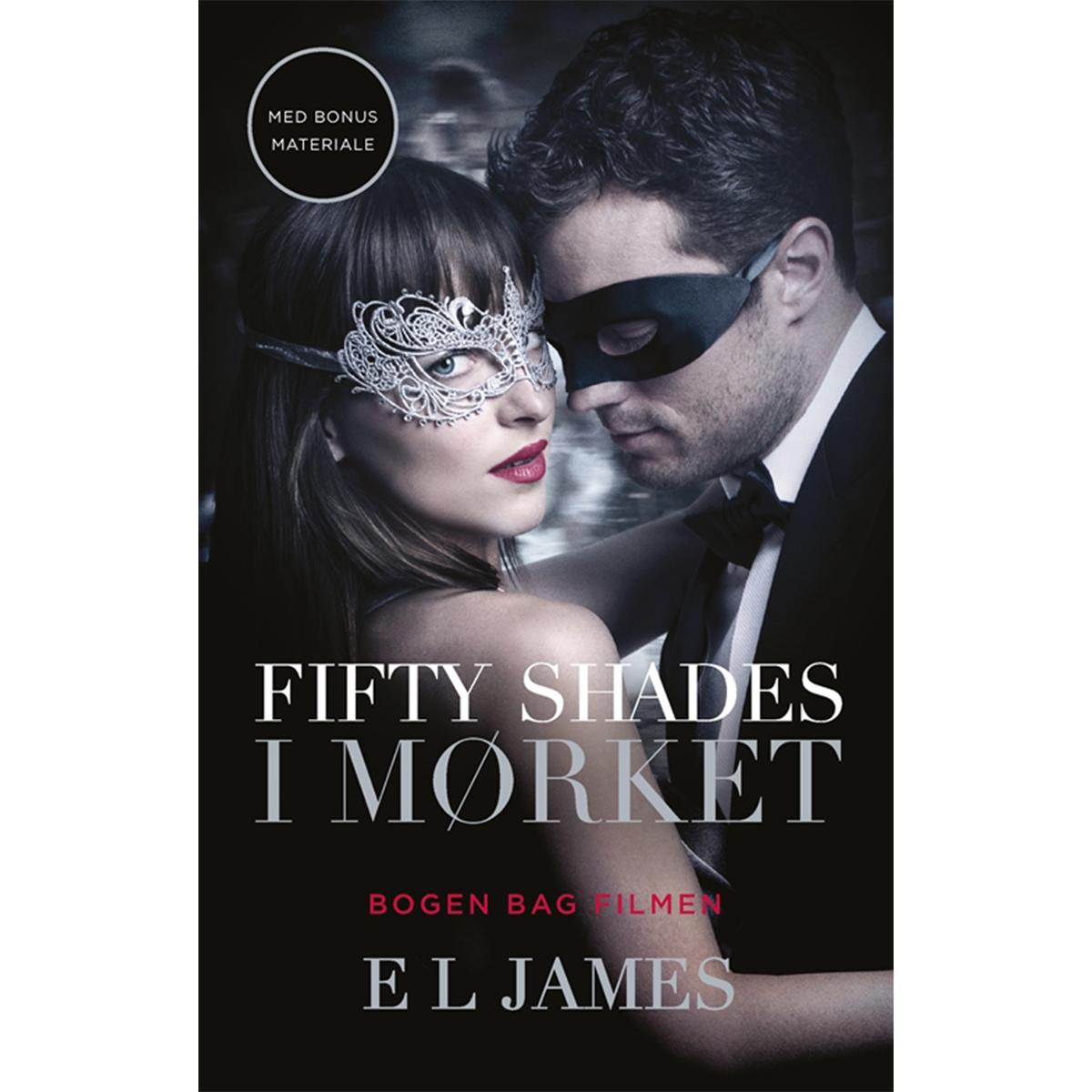 Image of   Fifty shades 2 - I mørket - Filmudgave - Paperback