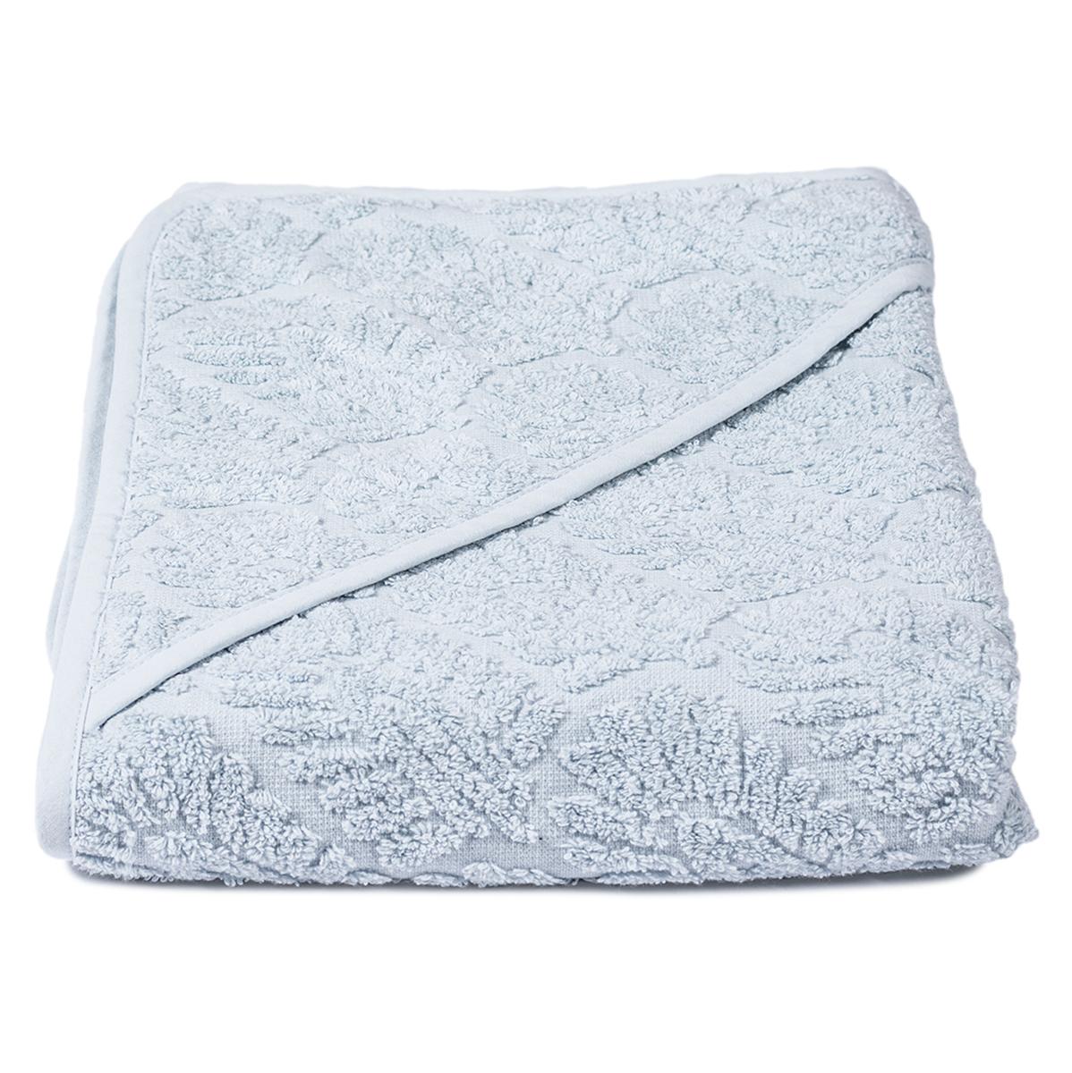 Billede af Filibabba babyhåndklæde - Indian nordic blue