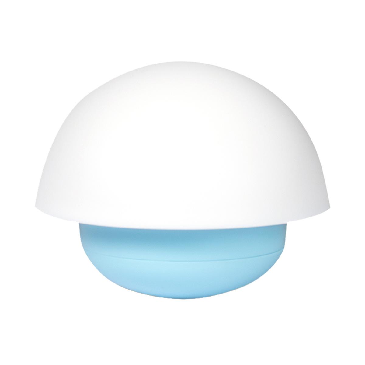 Billede af Filibabba natlampe - Mushroom - Blå