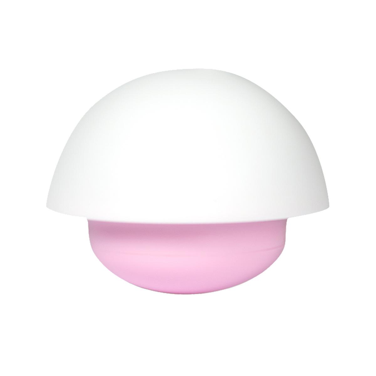 Billede af Filibabba natlampe - Mushroom - Pink