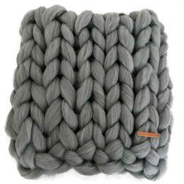 Fillows tæppe - Chunky Medium - Light stone grey
