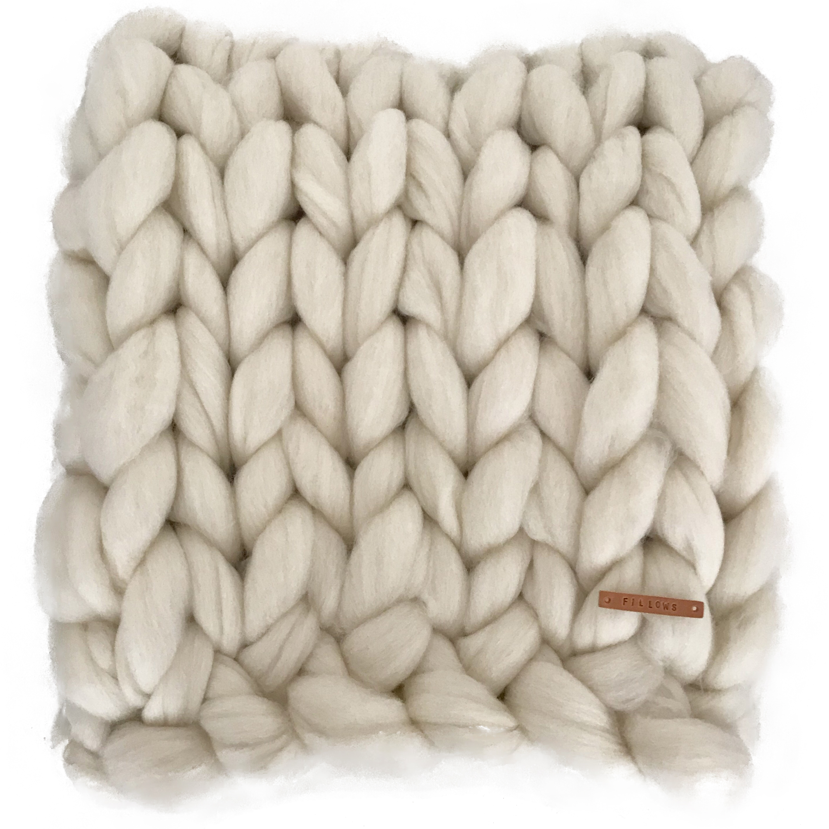 Image of   Fillows tæppe - Chunky Medium - Off-white