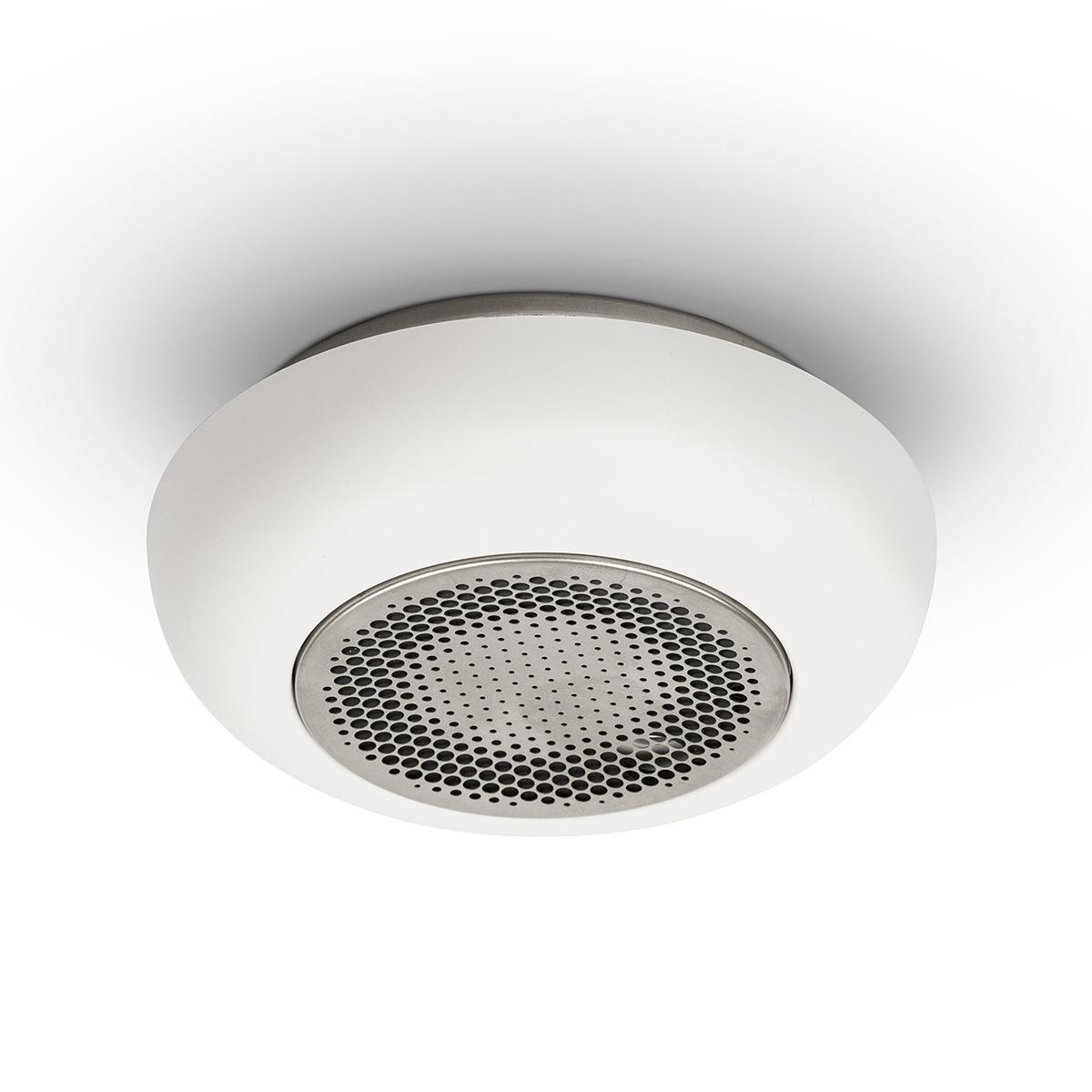 Firephant røgalarm - Hvid/stål