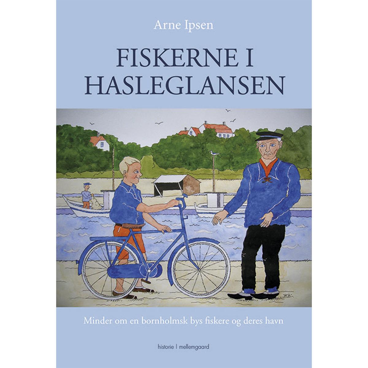 Image of   Fiskerne i Hasleglansen - Hæftet