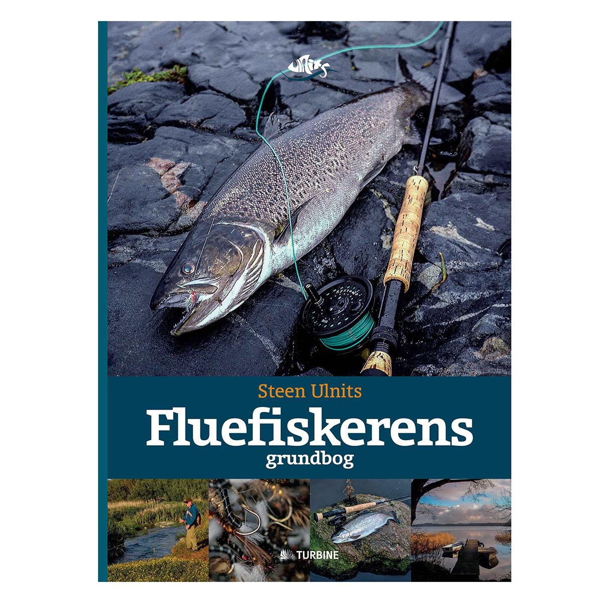 Image of   Fluefiskerens grundbog - Hardback