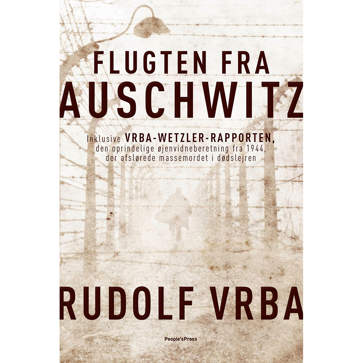 Billede af Flugten fra Auschwitz - Indbundet