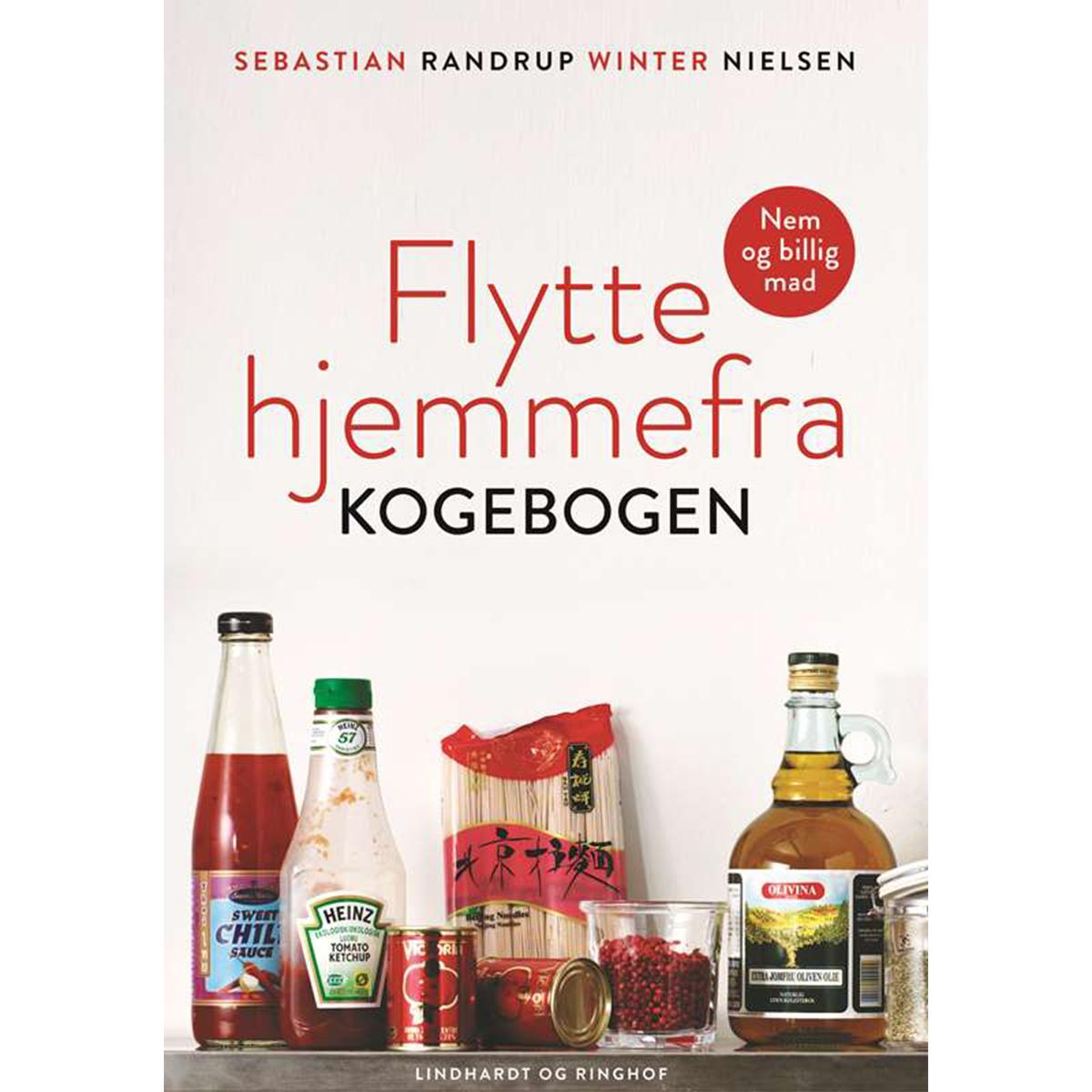 Image of   Flyttehjemmefrakogebogen - Indbundet