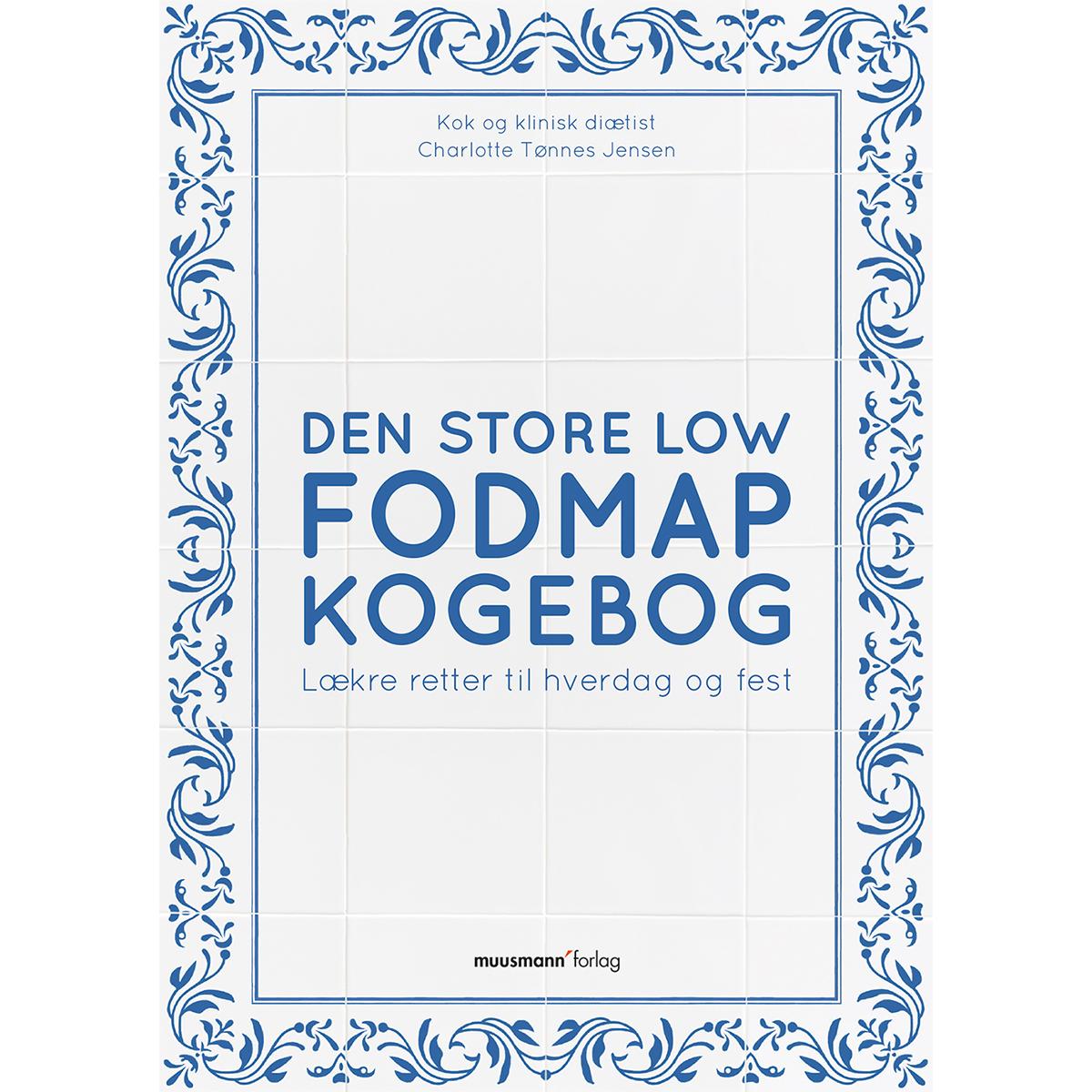 Image of   FODMAP kogekunst - Hardback