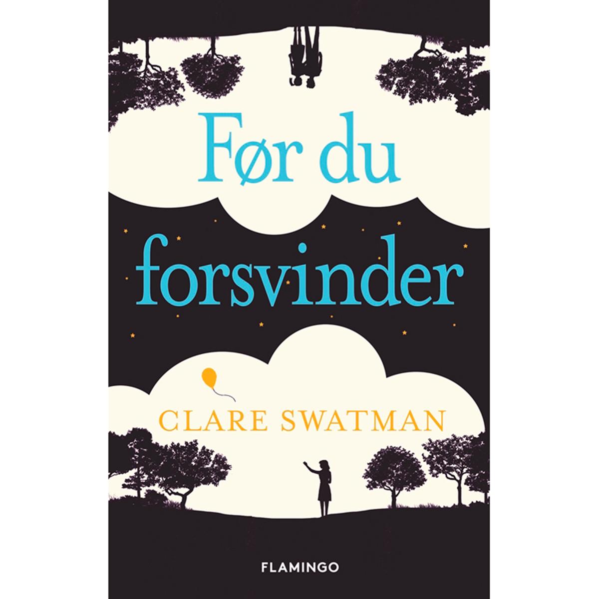 Image of   Før du forsvinder - Hæftet