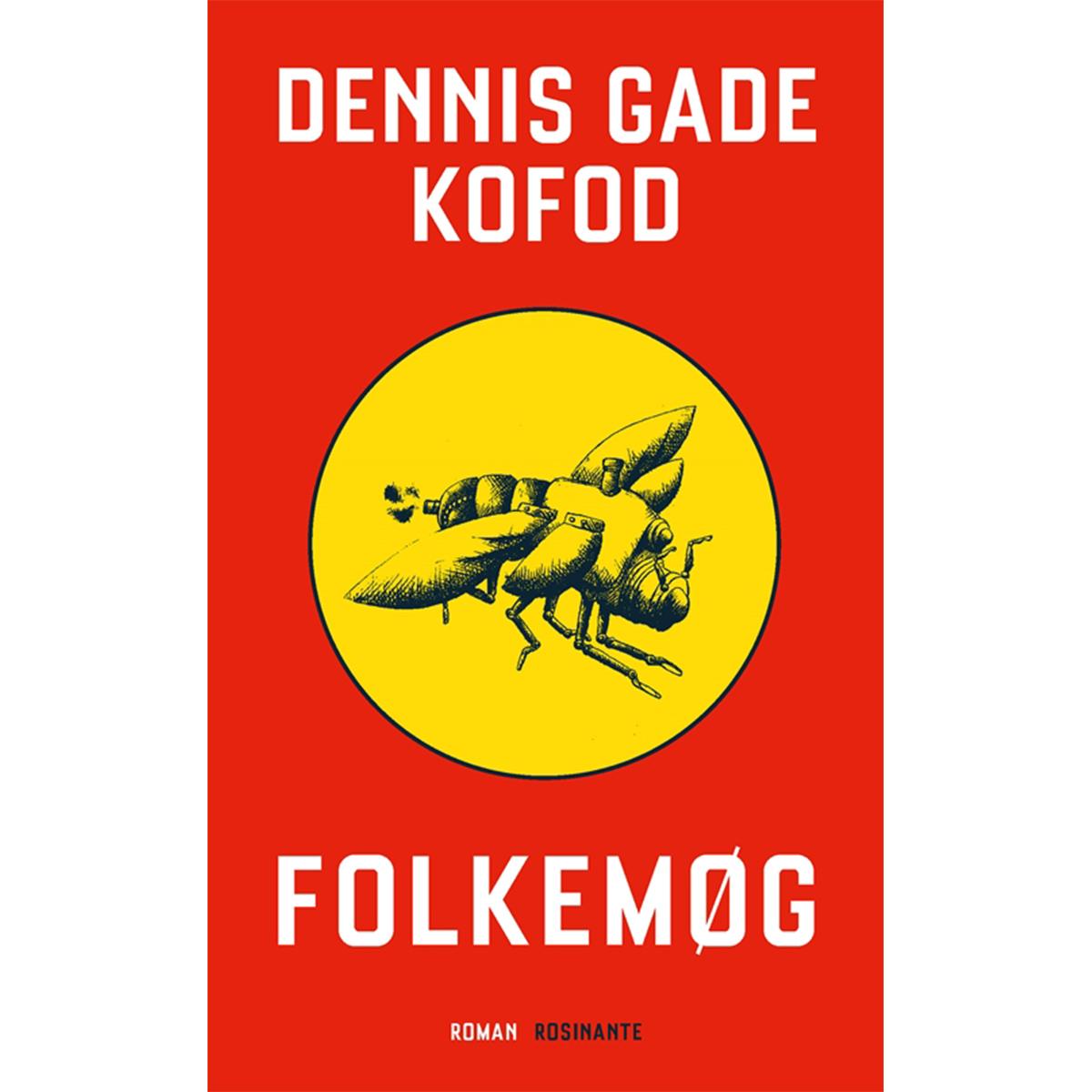Image of   Folkemøg - Hæftet