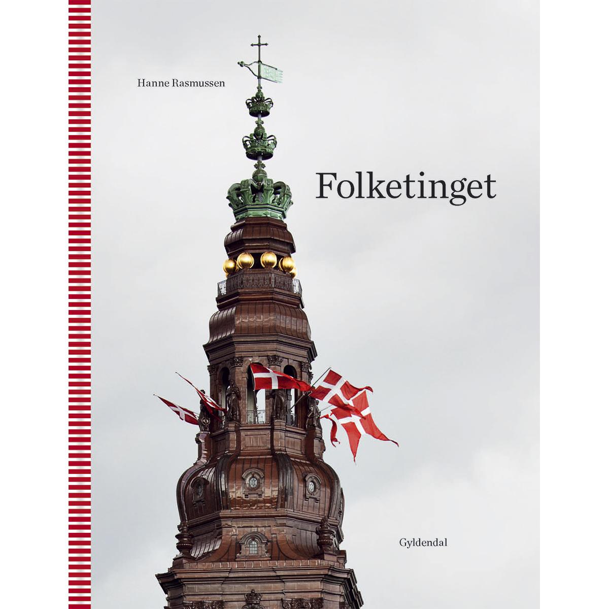 Image of   Folketinget - Indbundet