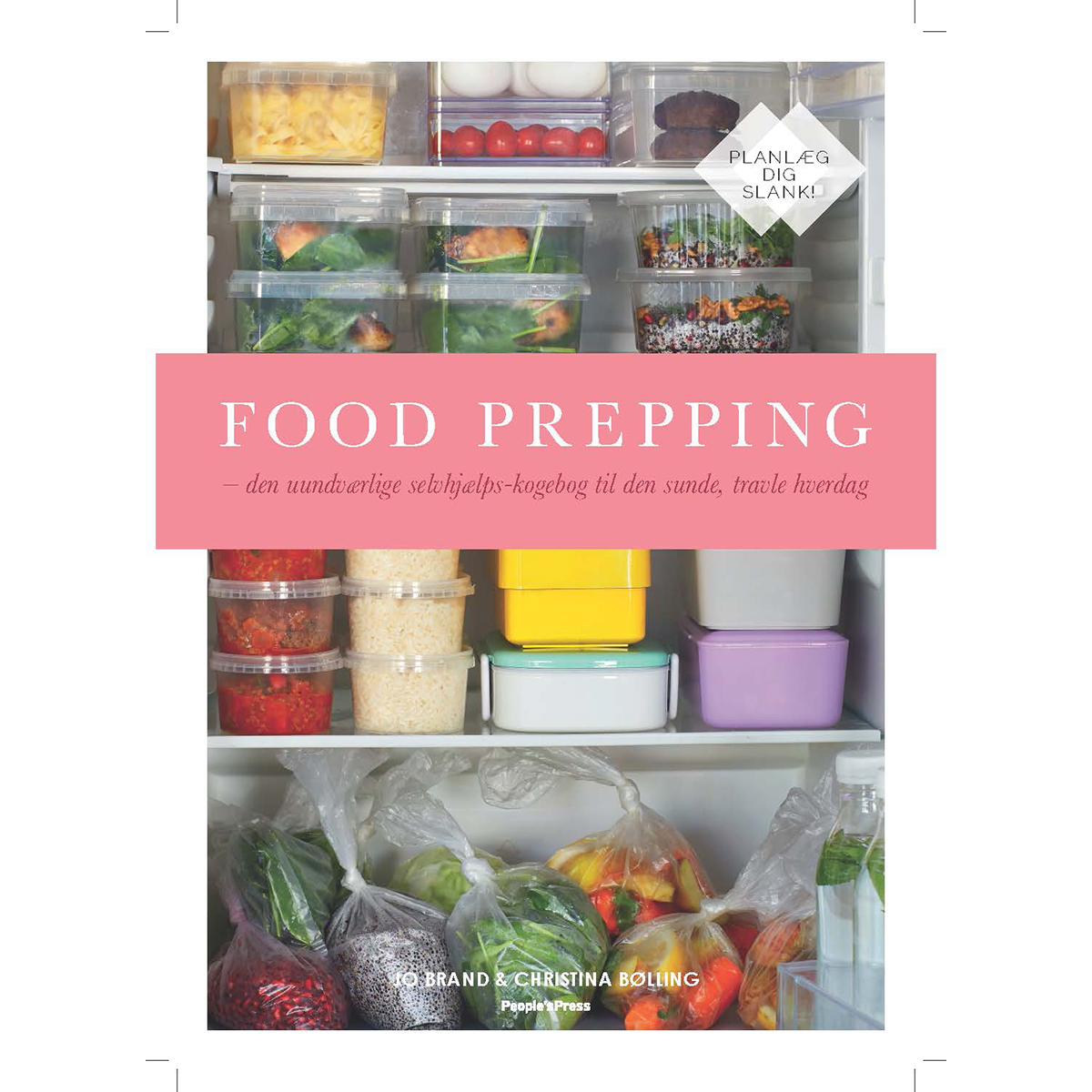 Image of   Food prepping - Indbundet