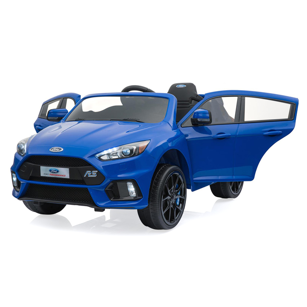 Image of   Ford elbil - Focus RS