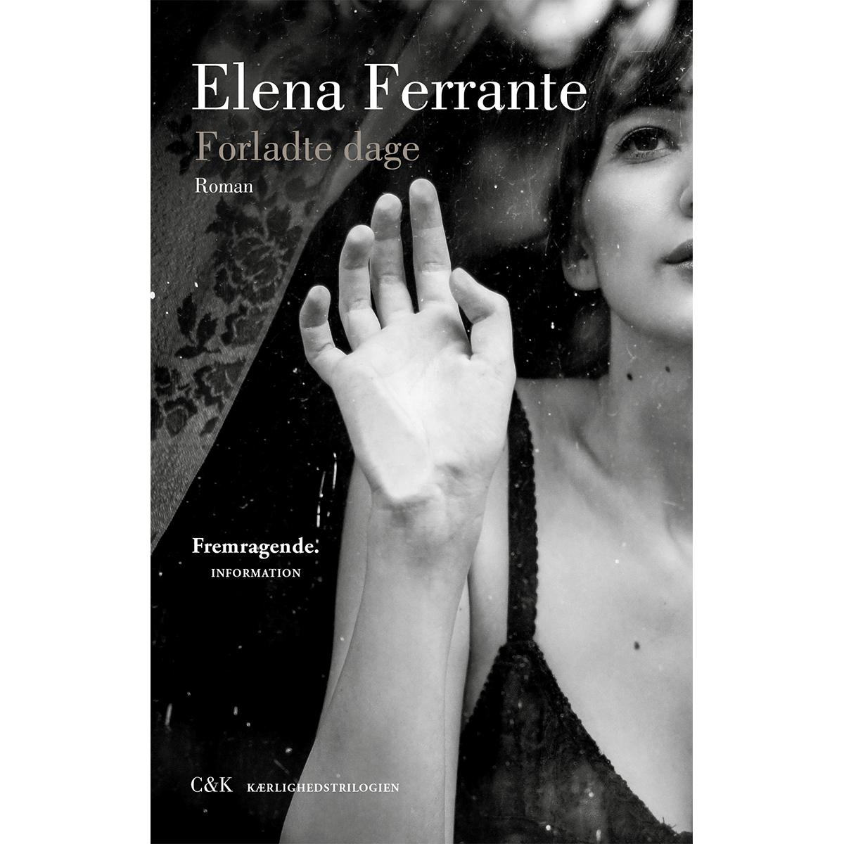 Image of   Forladte dage - Paperback