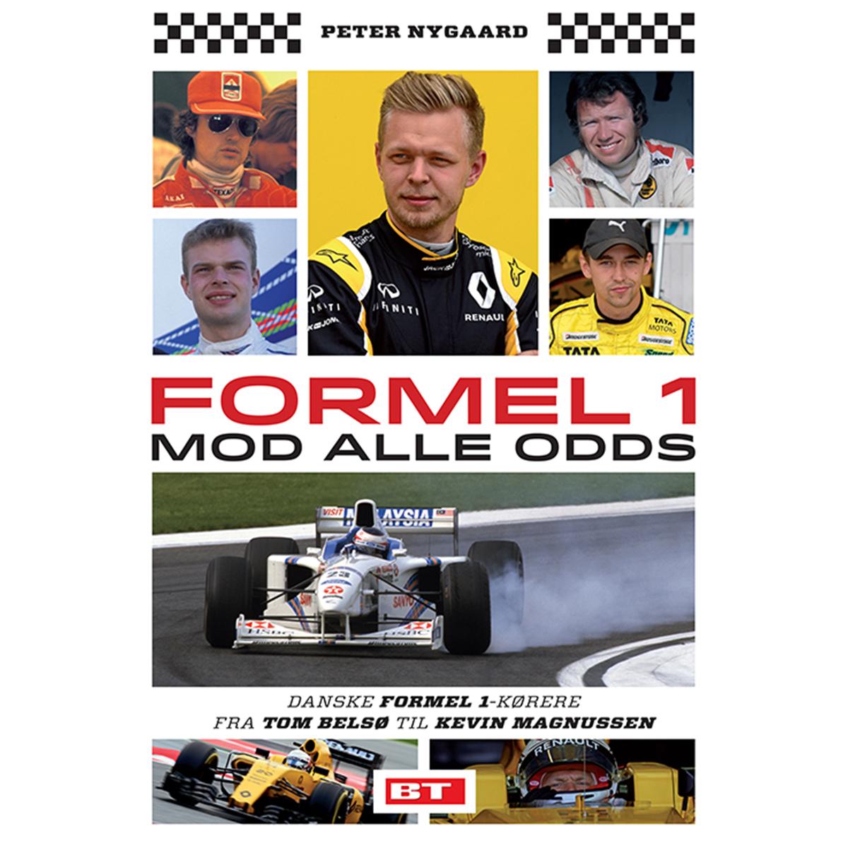 Image of   Formel 1 mod alle odds - Indbundet