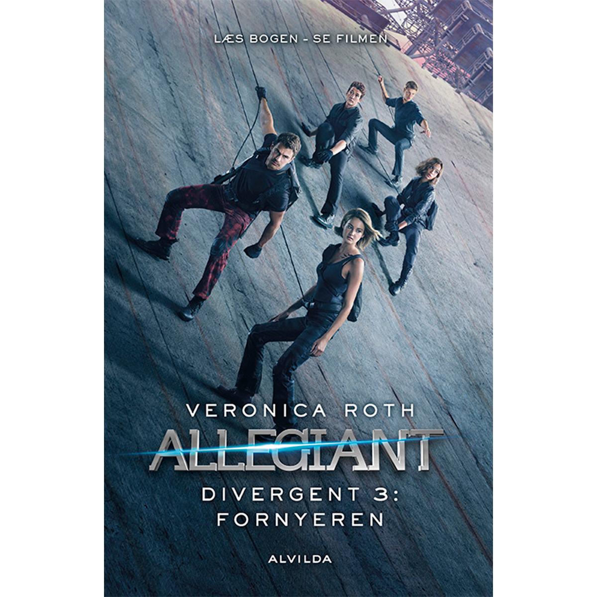 Image of   Fornyeren - Divergent 3 - Filmudgave - Indbundet