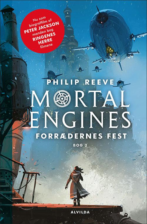 Image of   Forrædernes fest - Mortal engines 2 - Indbundet