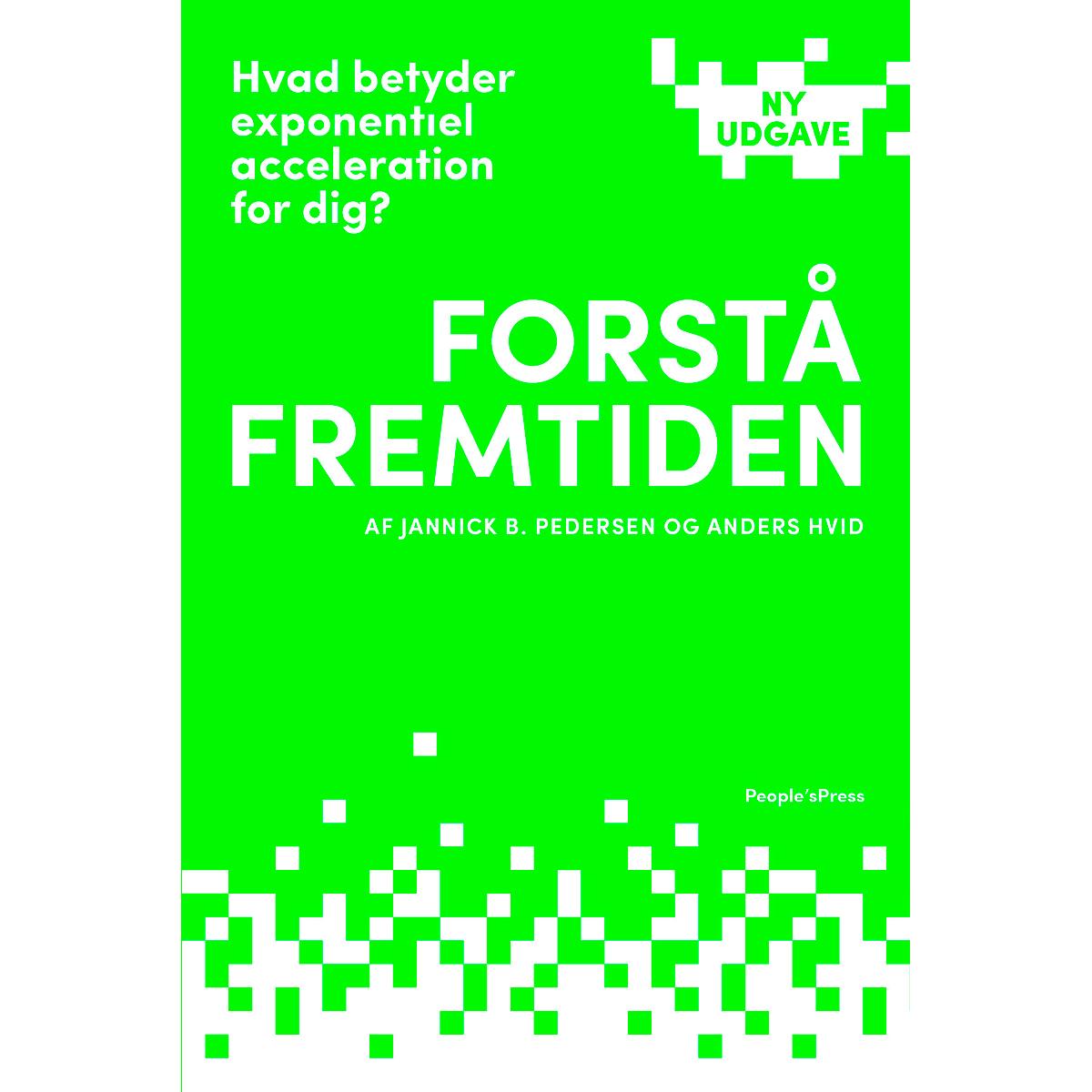 Image of   Forstå fremtiden - Hæftet