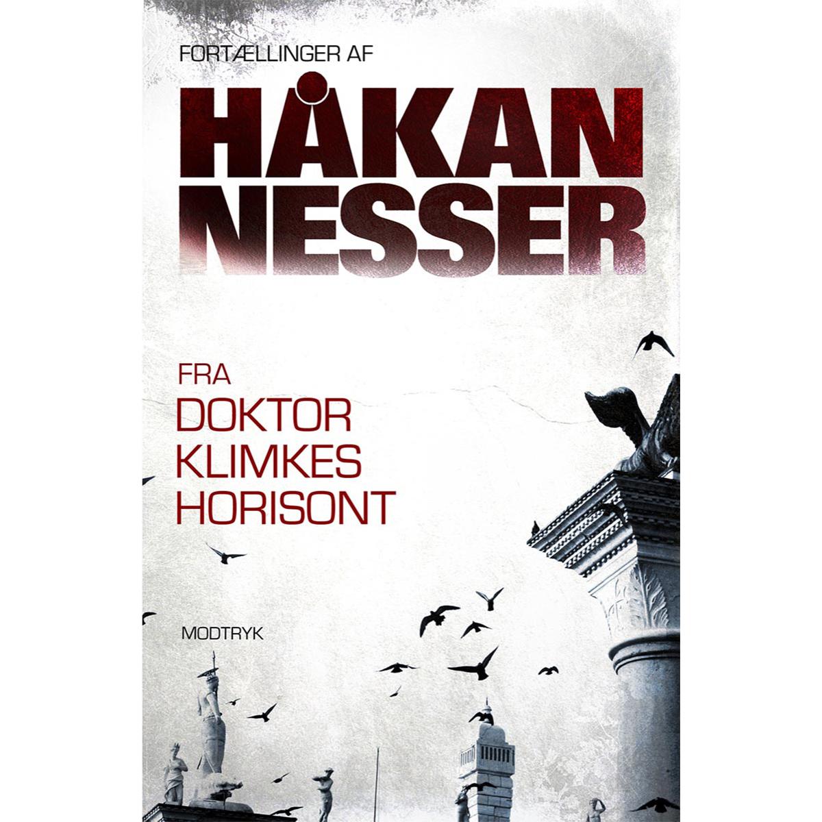 Image of   Fra Doktor Klimkes horisont - fortællinger - Hæftet