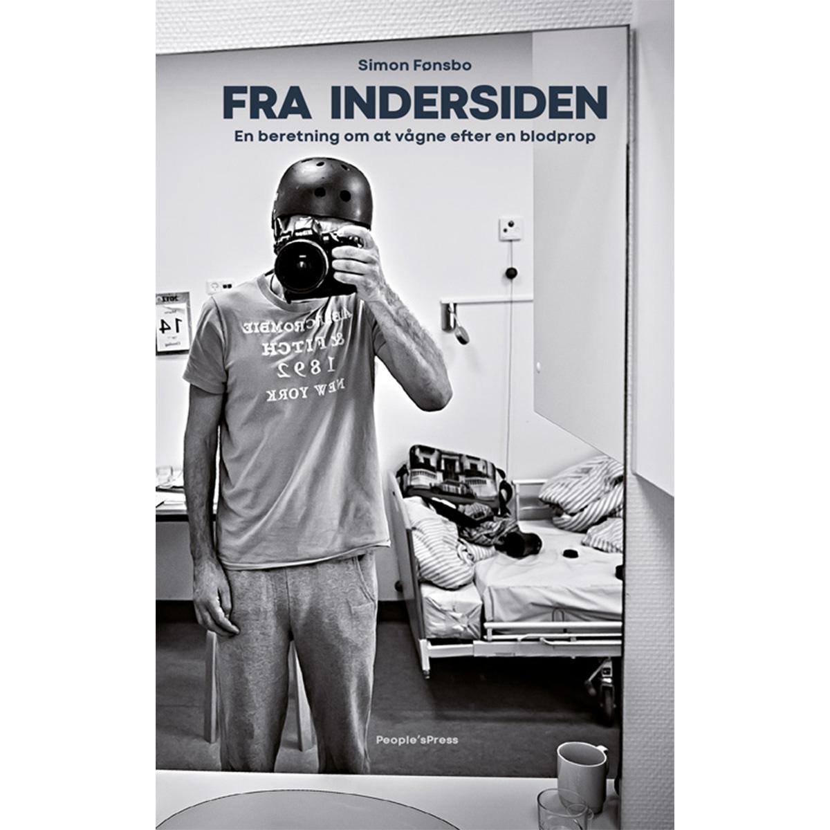 Fra indersiden - En beretning om at vågne efter en blodprop - Hæftet