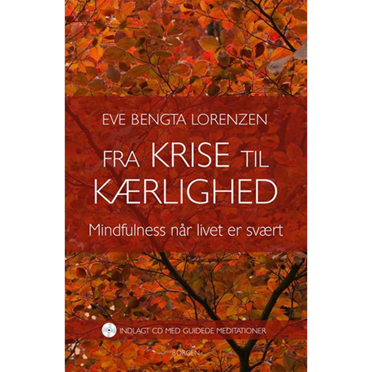 Image of   Fra krise til kærlighed - Inkl. CD - Hæftet