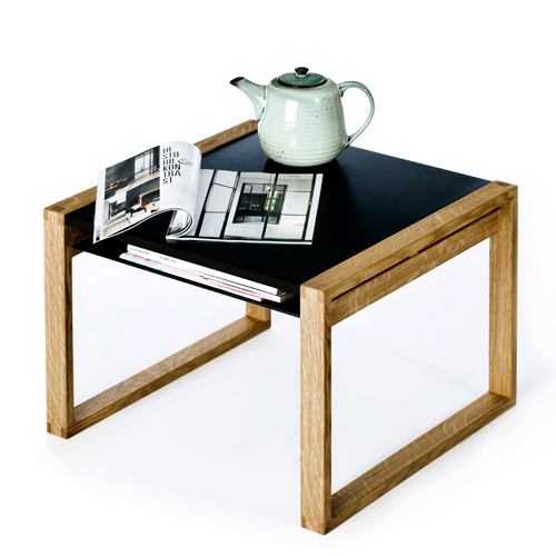Image of   Frame Table fra Collect Furniture - Natur olieret