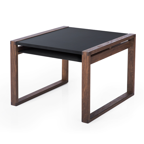 Image of   Frame Table fra Collect Furniture - Røget olieret