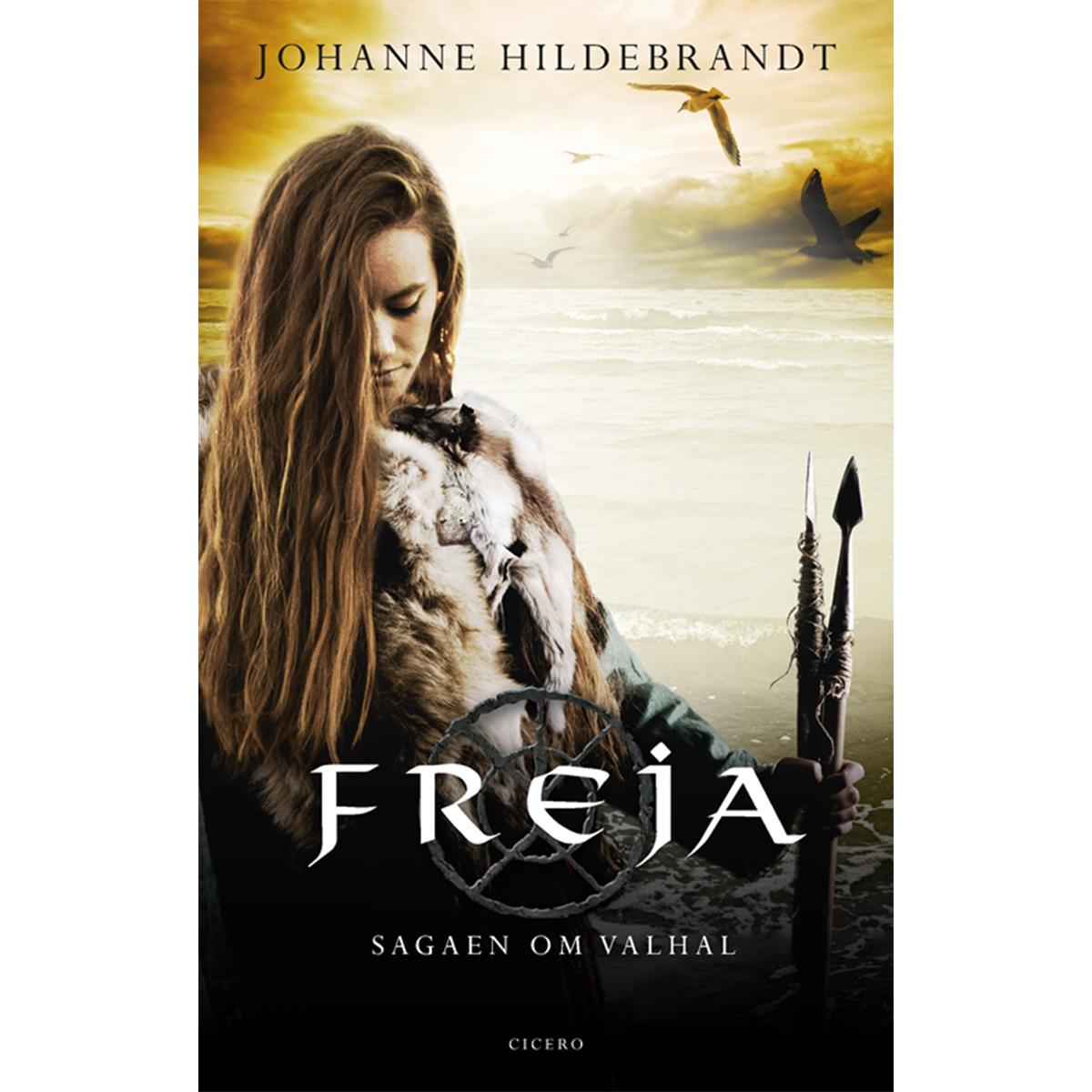 Image of   Freja - Sagaen om Valhal - Hardback