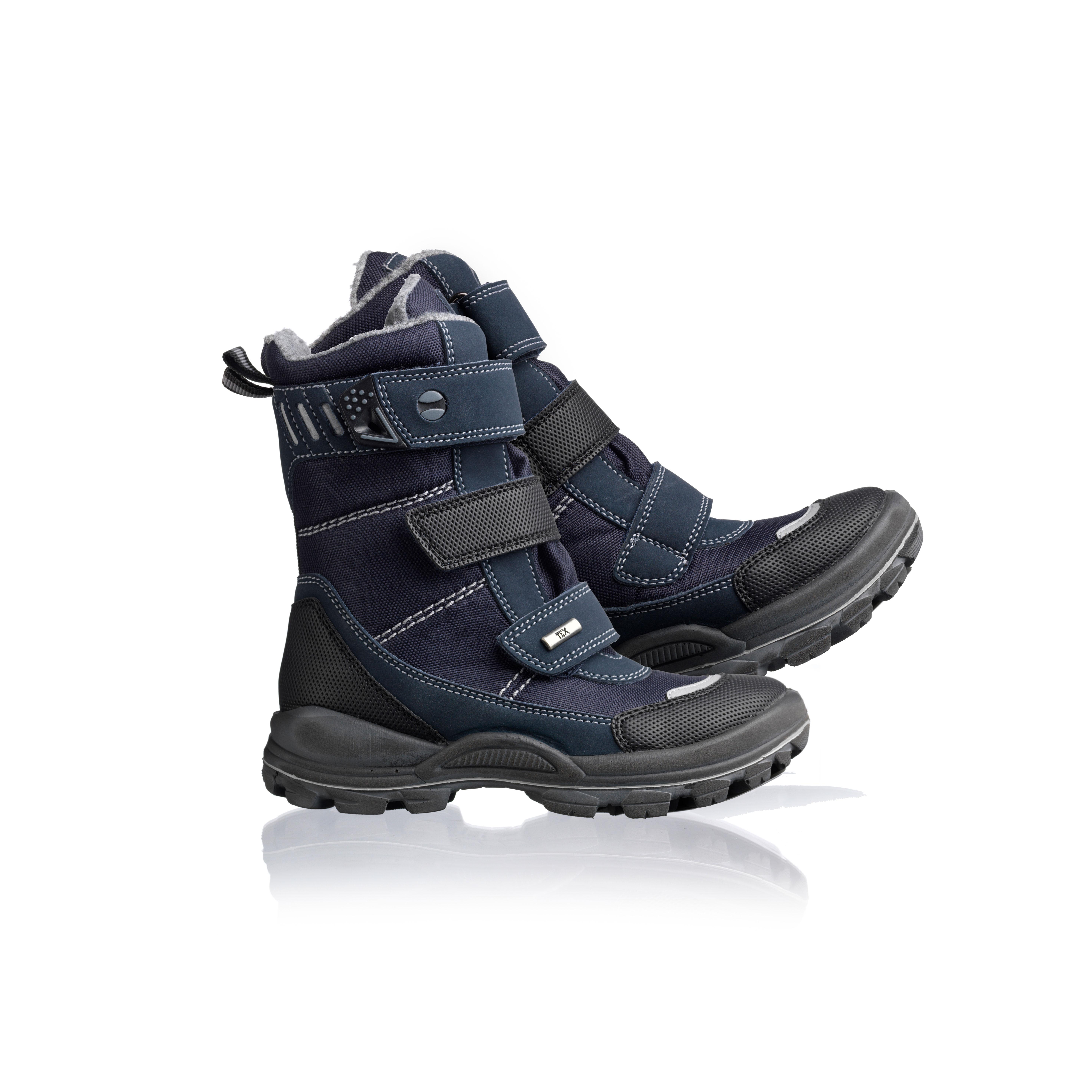 Friends TEX vinterstøvler - Mørkeblå