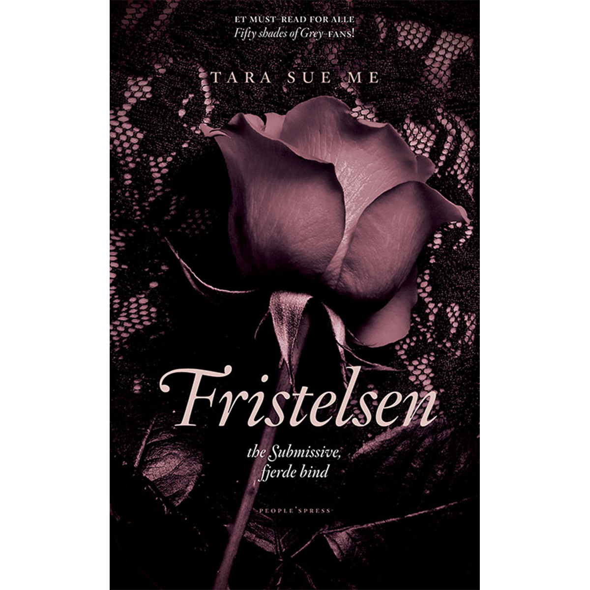Image of   Fristelsen - The Submissive 4 - Hæftet