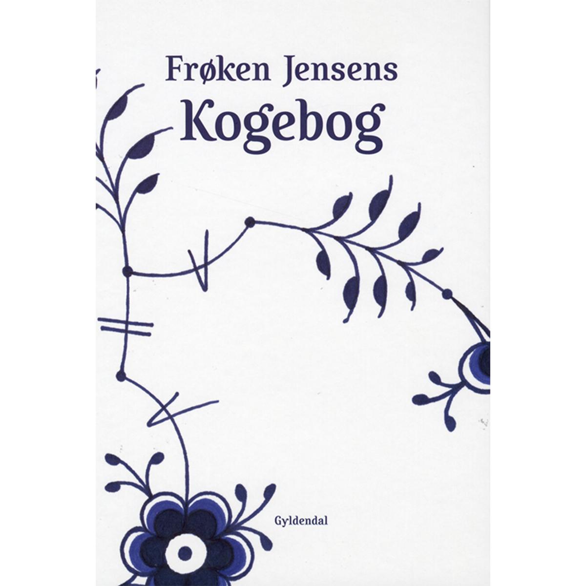Image of   Frøken Jensens kogebog - Musselmalet - Indbundet