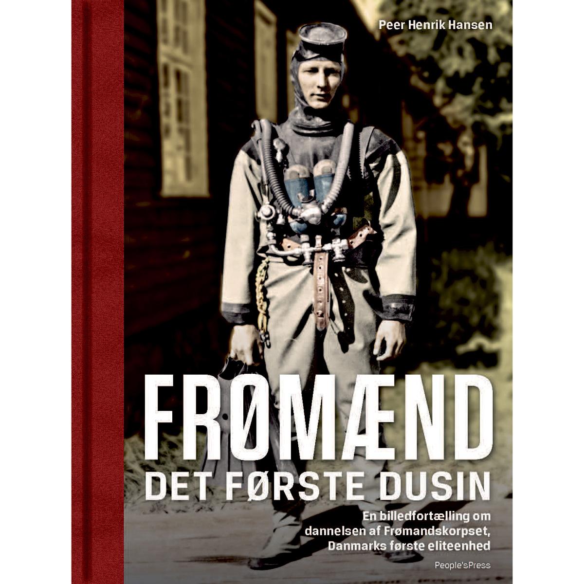 Image of   Frømænd - det første dusin - Indbundet