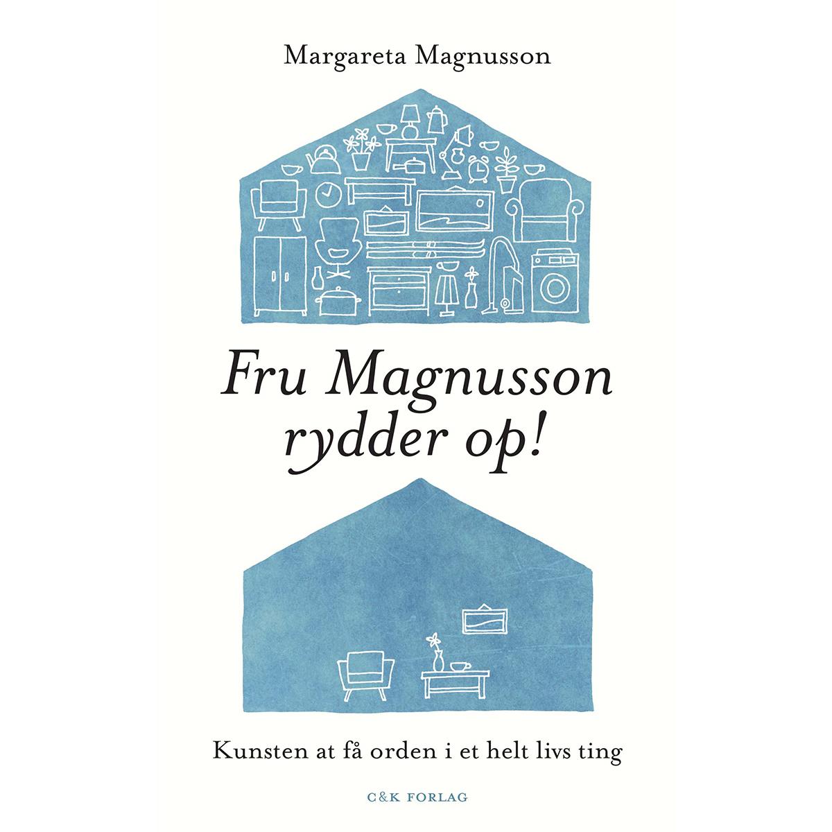 Fru Magnusson rydder op - Indbundet