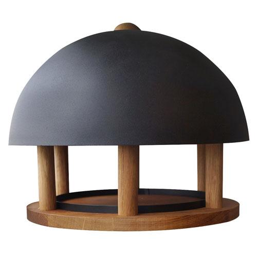 Image of   Fuglehus uden stander - Dome Oak