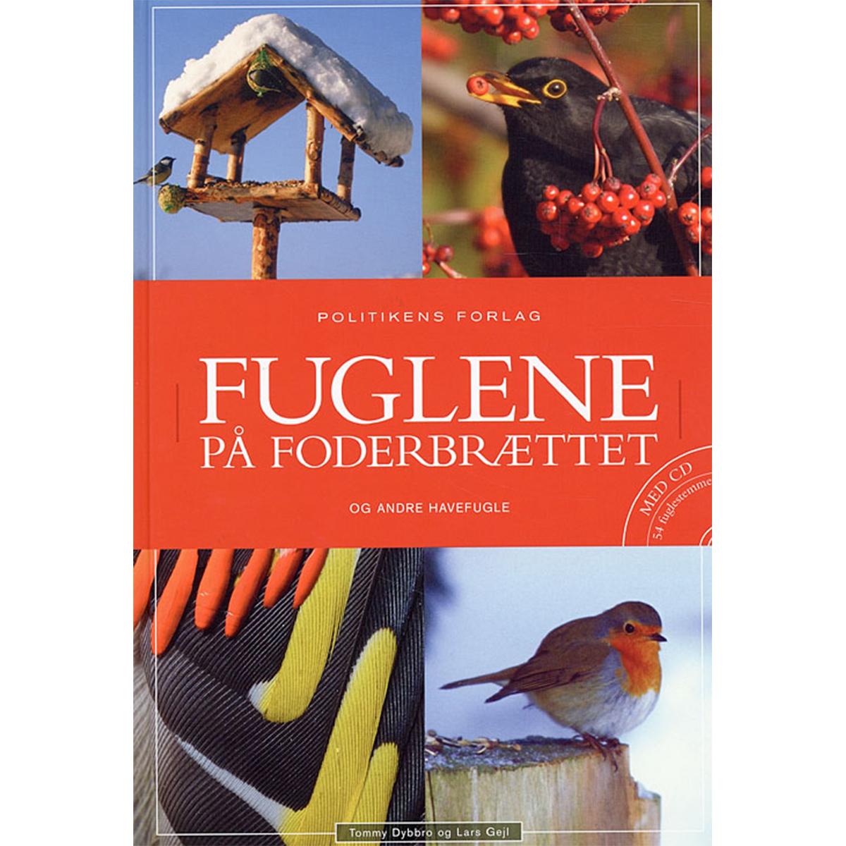 Billede af Fuglene på foderbrættet - og andre havefugle - Indbundet