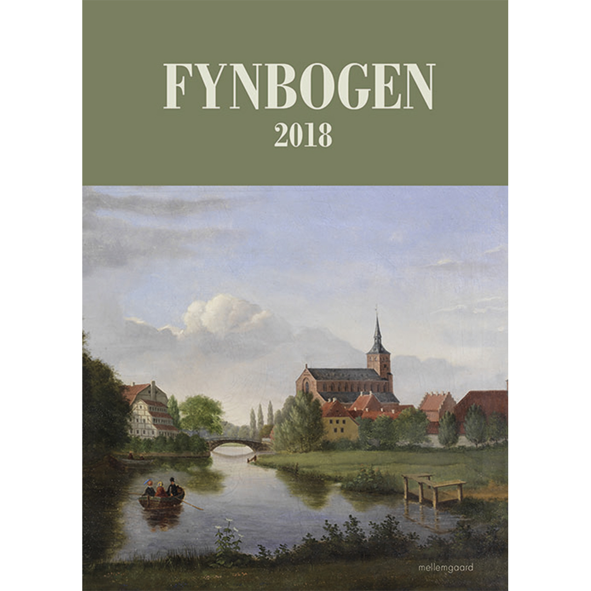 Image of   Fynbogen 2018 - Hæftet