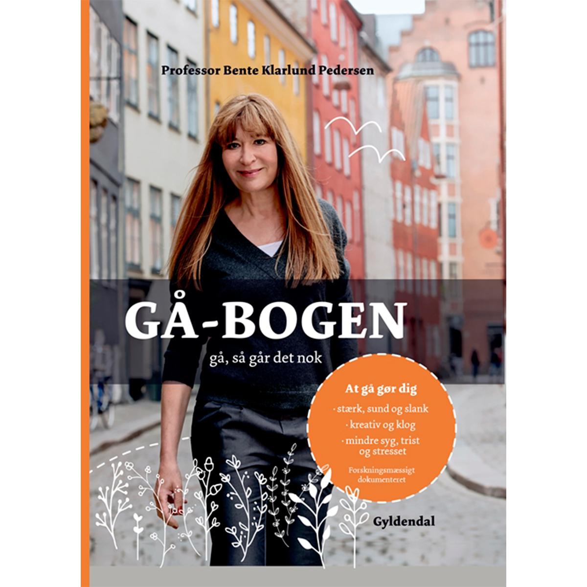 Image of   Gå-bogen - Gå, så går det nok - Indbundet