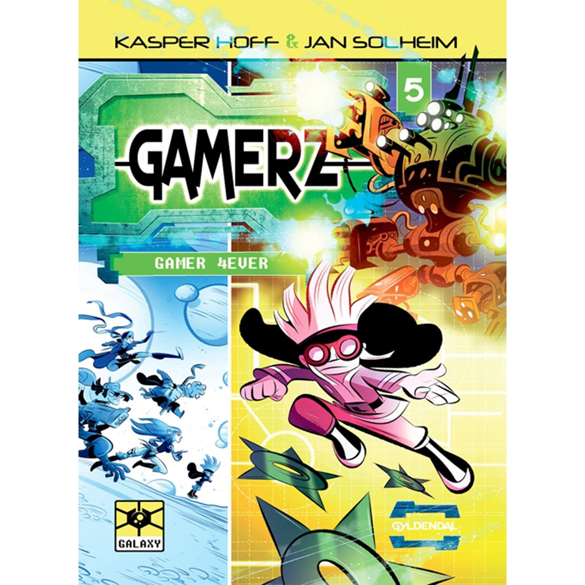 Gamer 4ever - Gamerz 5 - Indbundet