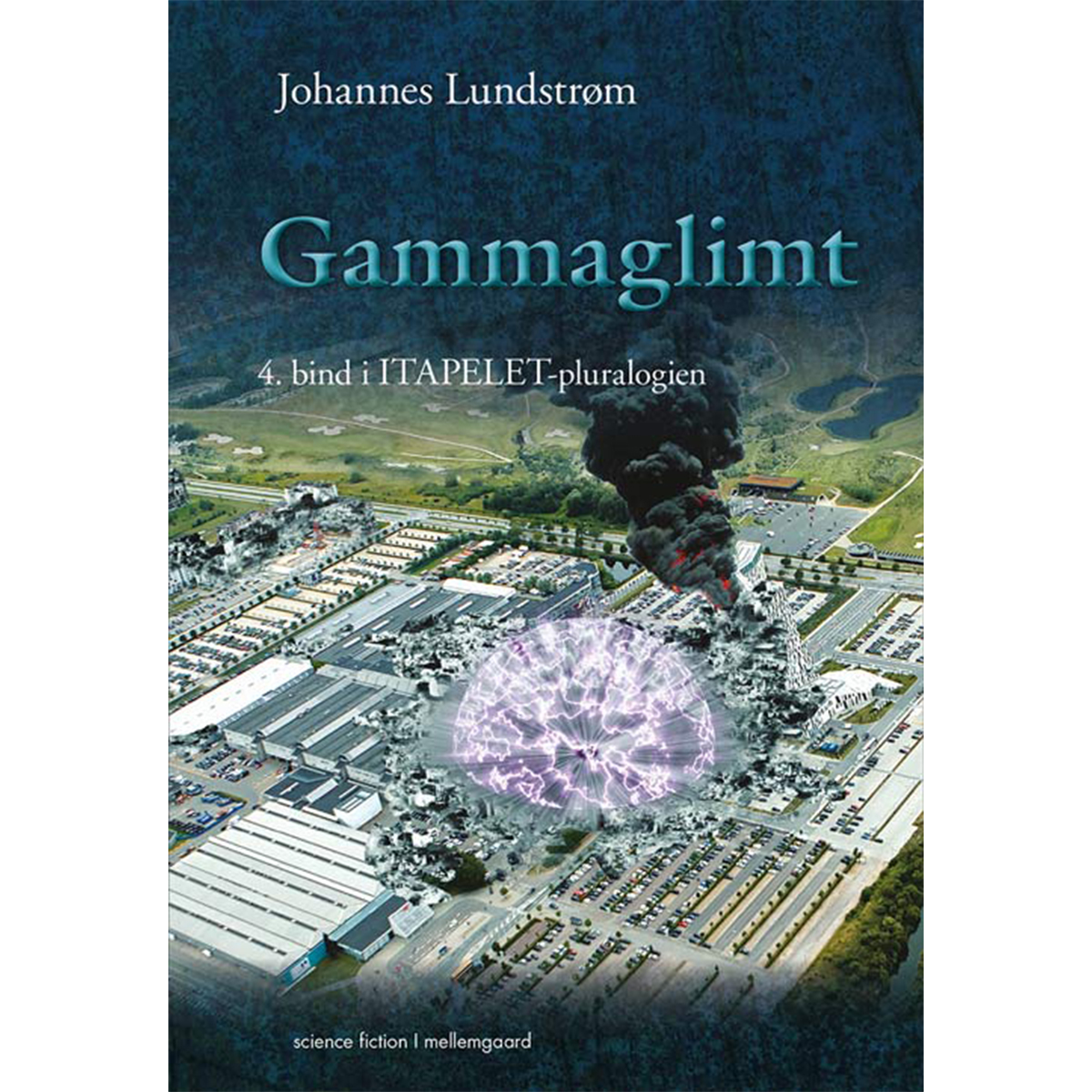 Image of   Gammaglimt - Itapelet 4 - Hæftet