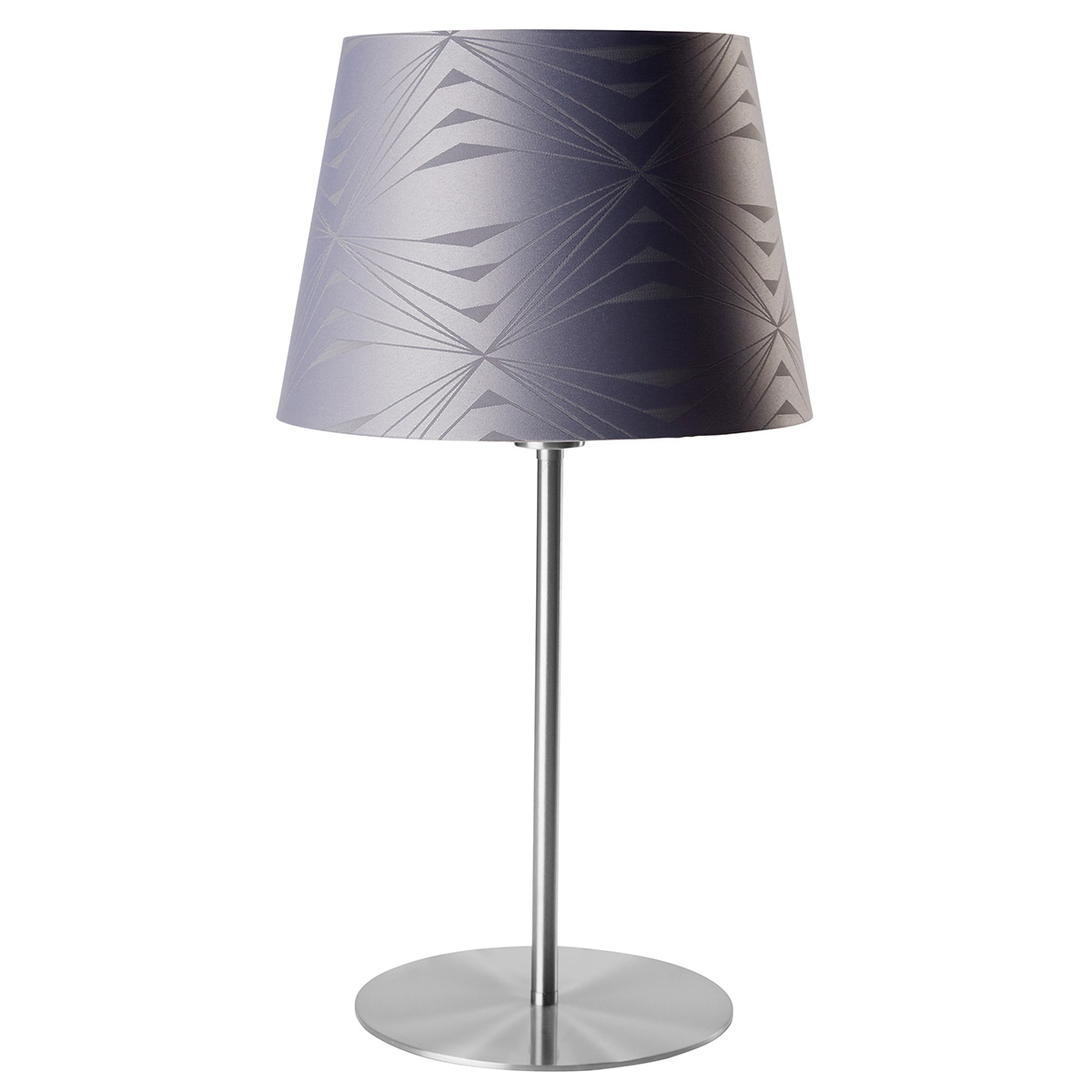 Image of   Georg Jensen Damask bordlampe - Krystal - Grå