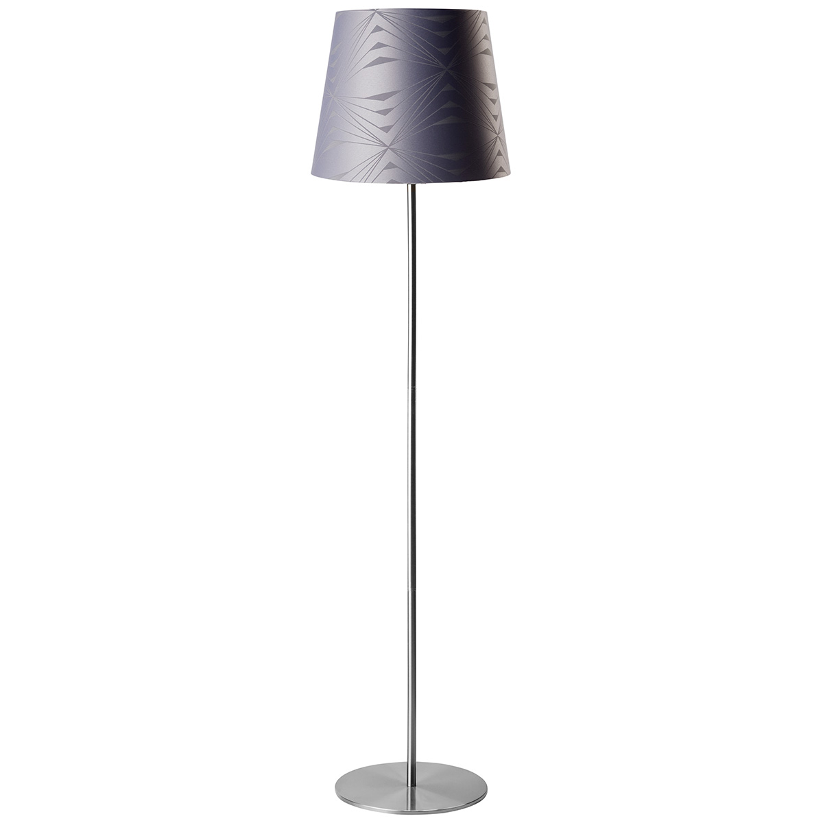 Georg Jensen Damask gulvlampe - Krystal - Grå