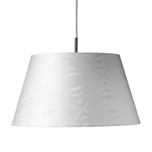 georg jensen damask pendel hvid designet af den anerkendte tekstildesigner vibeke klint. Black Bedroom Furniture Sets. Home Design Ideas