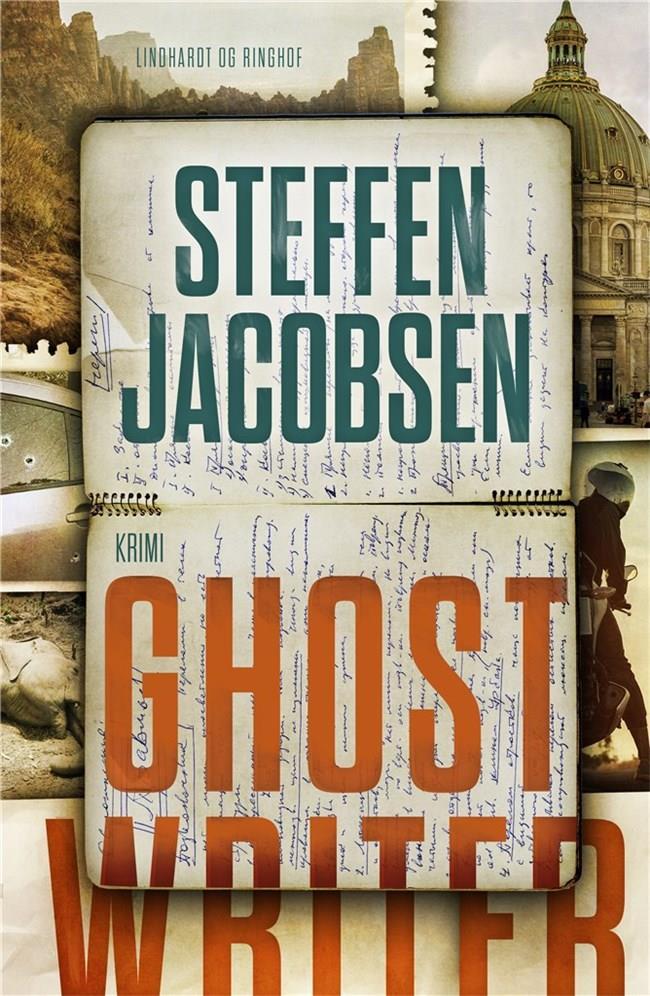 Image of   Ghostwriter - Michael Sander & Lene Jensen 5 - Indbundet