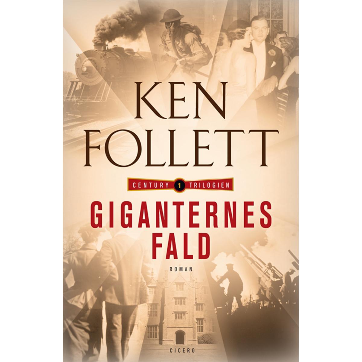 Image of   Giganternes fald - Century-trilogien 1 - Hardback