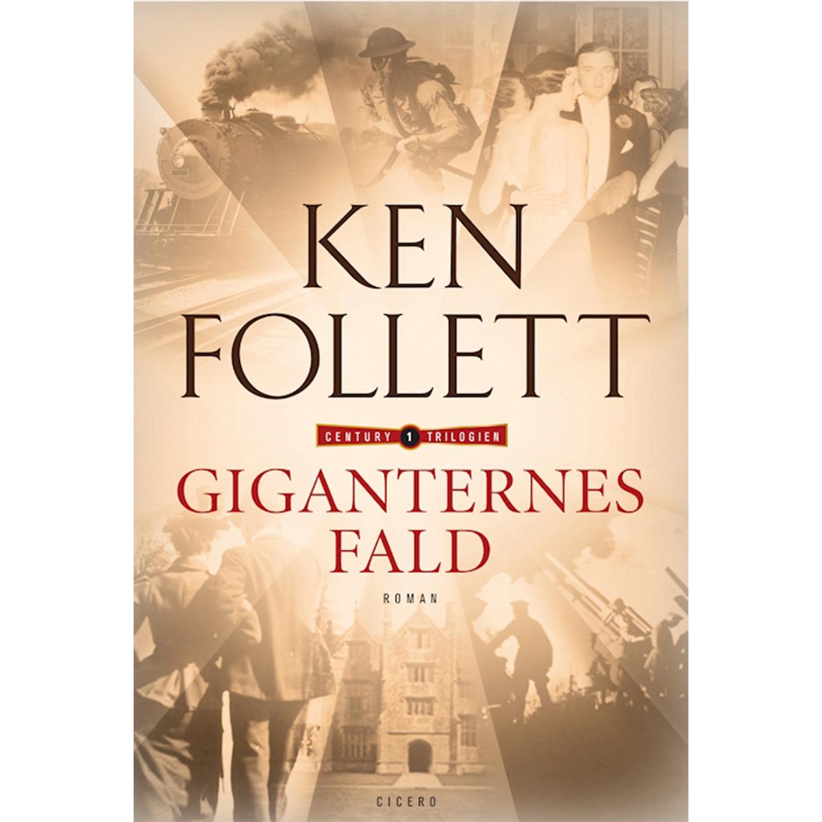 Image of   Giganternes fald - Century-trilogien 1 - Indbundet