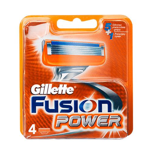 Billede af Gillette Fusion Power 4-pak
