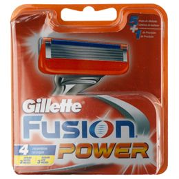 Gillette Fusion Power 4-pak