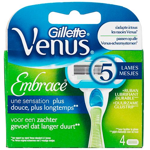 Billede af Gillette Venus Embrace 4-pak