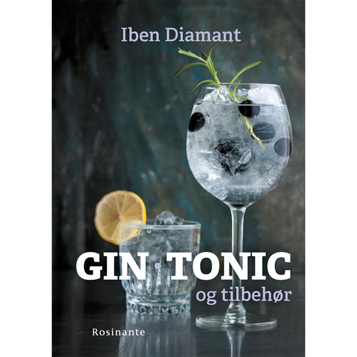Image of   Gin, tonic og tilbehør - Indbundet